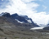 Icefields Parkway Panorama