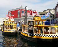 Wassertaxis Fisherman's Wharf in Victoria