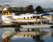 Wasserflugzeug in Victoria, BC
