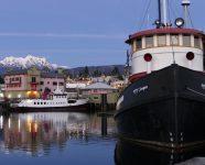 MV Songhees in Port Alberni, BC