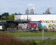 Fahrradwerkstatt in Victoria, BC