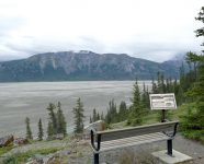 Soldiers Summit, Alaska Highway, Yukon