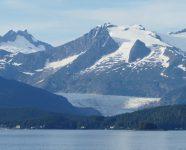 Juneau mit Mendenhall-Gletscher