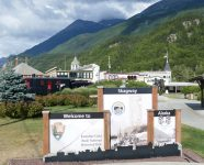 Welcome to Skagway, Alaska