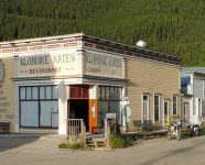 Klondike Kate's in Dawson City, Yukon