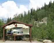 Discovery Claim in Dawson City, Yukon
