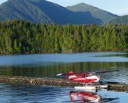 Wasserflugzeug auf See, BC