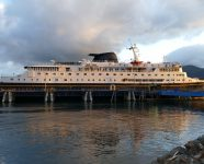 Alaska State Ferry Katamaran