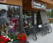 Lake Louise Bike Rentals