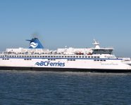 BC Ferries in Tsawwassen